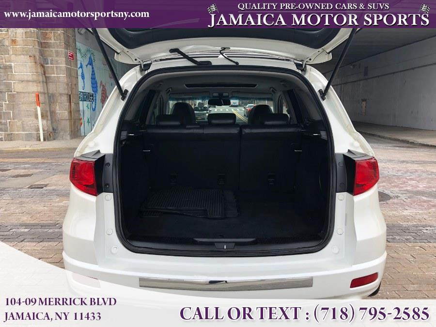 2009 Acura RDX AWD 4dr, available for sale in Jamaica, New York   Jamaica Motor Sports . Jamaica, New York
