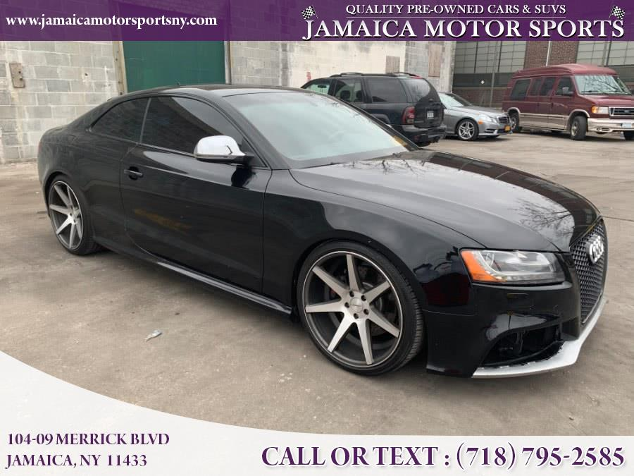 Used Audi S5 2dr Cpe Man 2008 | Jamaica Motor Sports . Jamaica, New York