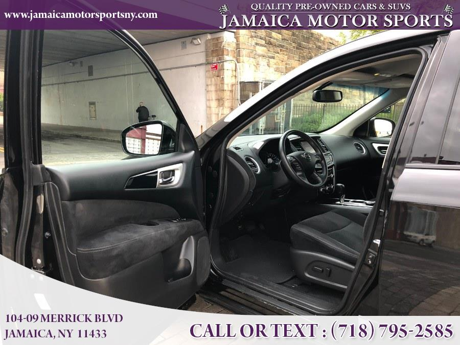2015 Nissan Pathfinder 4WD 4dr SV, available for sale in Jamaica, New York | Jamaica Motor Sports . Jamaica, New York