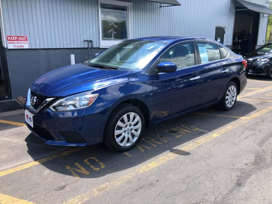 Used 2016 Nissan Sentra in Middletown, Connecticut | Middletown Motorcars. Middletown, Connecticut
