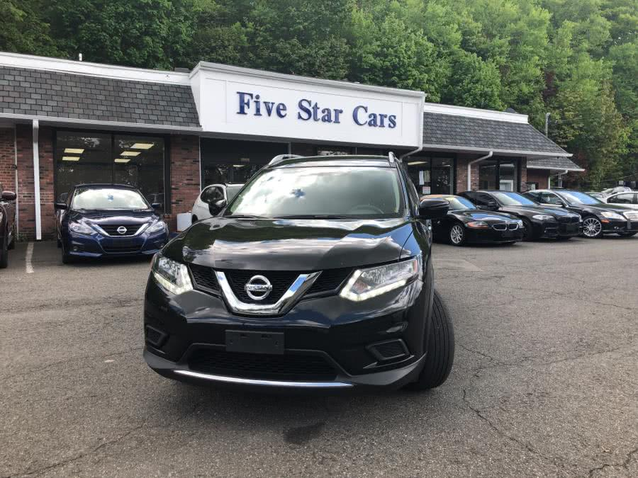 Used Nissan Rogue AWD 4dr S 2016 | Five Star Cars LLC. Meriden, Connecticut