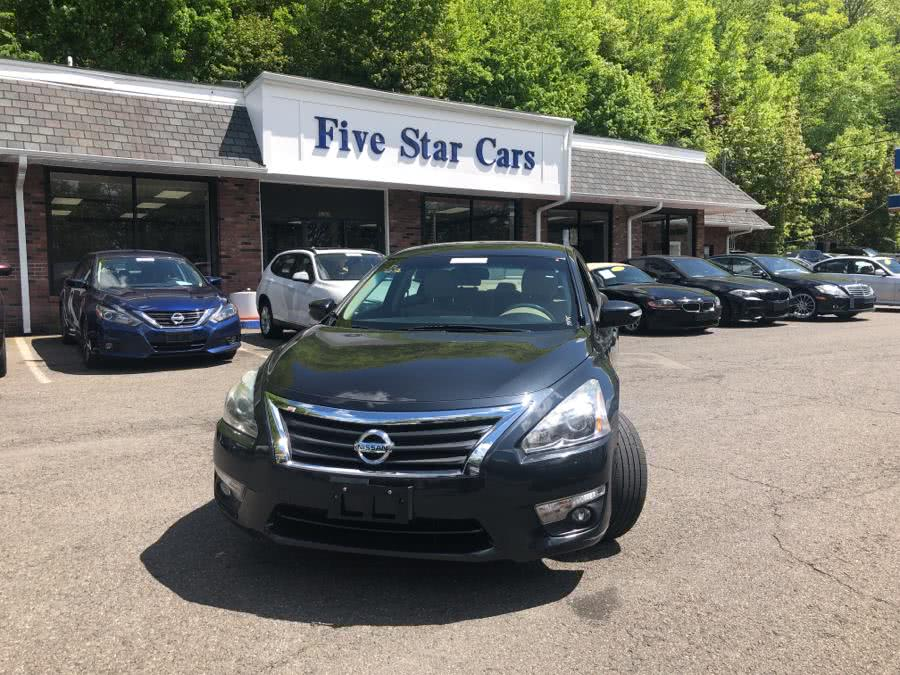 Used Nissan Altima 4dr Sdn I4 2.5 SL 2015 | Five Star Cars LLC. Meriden, Connecticut