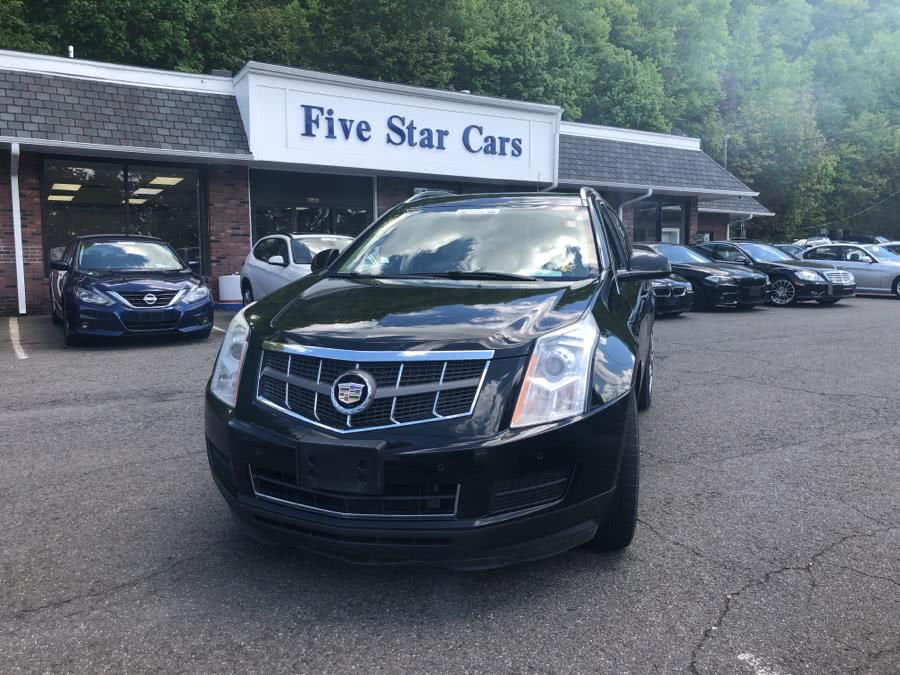 Used Cadillac SRX AWD 4dr Luxury Collection 2012 | Five Star Cars LLC. Meriden, Connecticut