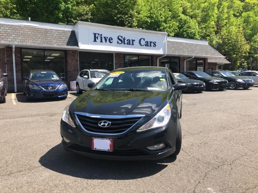 Used 2013 Hyundai Sonata in Meriden, Connecticut | Five Star Cars LLC. Meriden, Connecticut