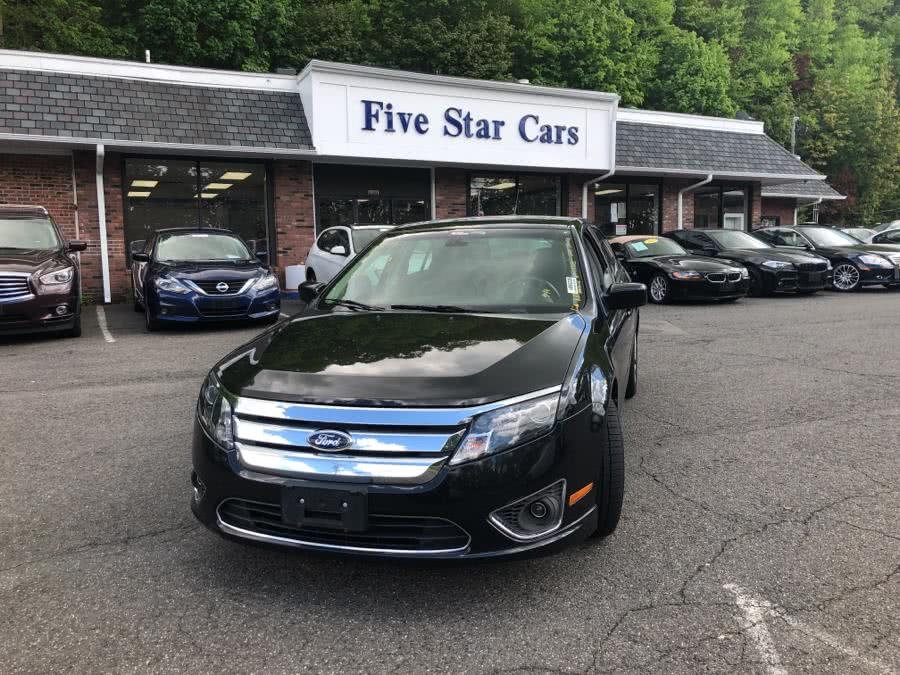 Used Ford Fusion 4dr Sdn SEL FWD 2011 | Five Star Cars LLC. Meriden, Connecticut