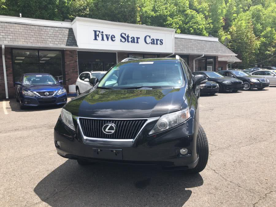 Used Lexus RX 350 AWD 4dr 2011 | Five Star Cars LLC. Meriden, Connecticut