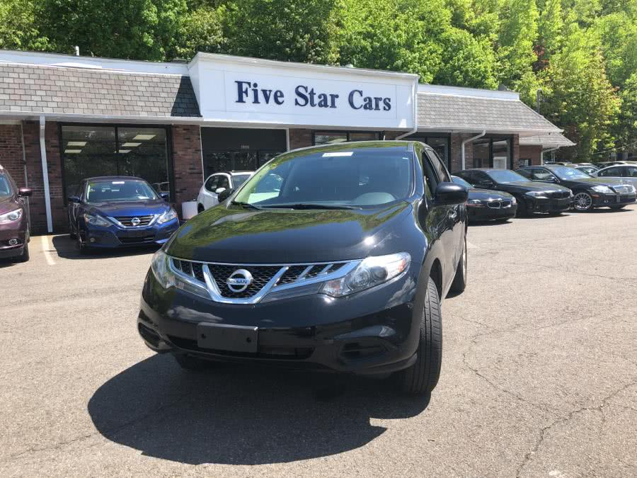 Used Nissan Murano AWD 4dr S 2014 | Five Star Cars LLC. Meriden, Connecticut