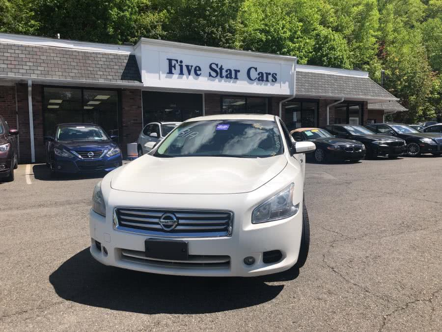 Used 2012 Nissan Maxima in Meriden, Connecticut | Five Star Cars LLC. Meriden, Connecticut