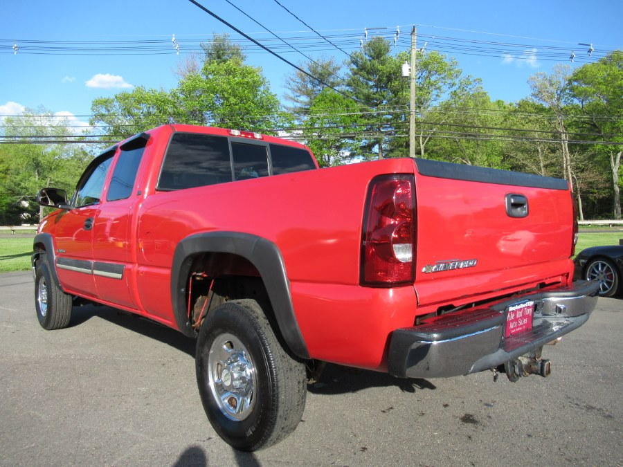 """Used Chevrolet Silverado 2500HD Classic 4WD Ext Cab 143.5"""" Work Truck 2007 