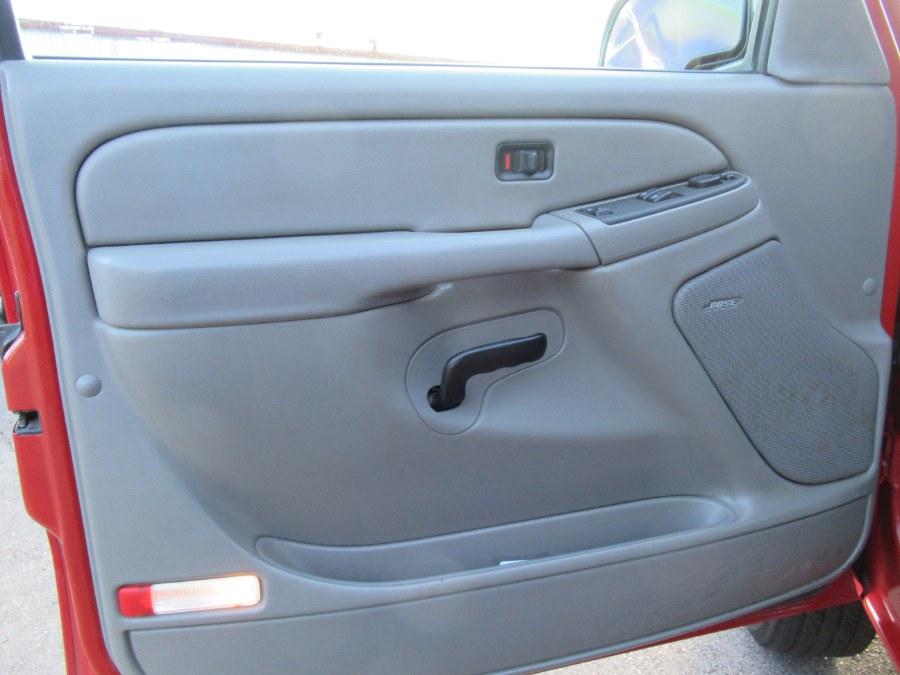 2007 Chevrolet Silverado 2500HD Classic 4WD Ext Cab 143.5