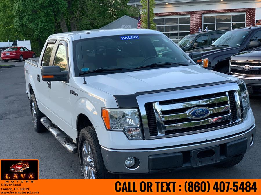 2009 Ford F-150 4WD SuperCrew 157