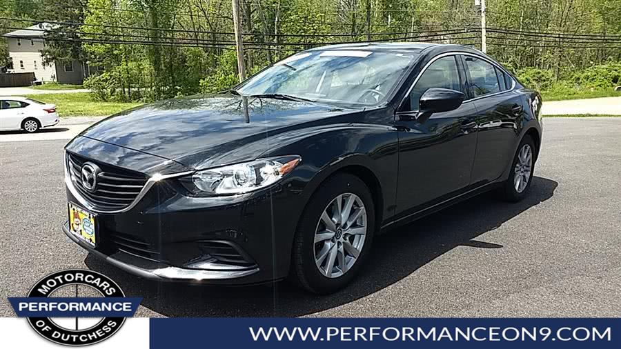 Used 2016 Mazda Mazda6 in Wappingers Falls, New York | Performance Motorcars Inc. Wappingers Falls, New York