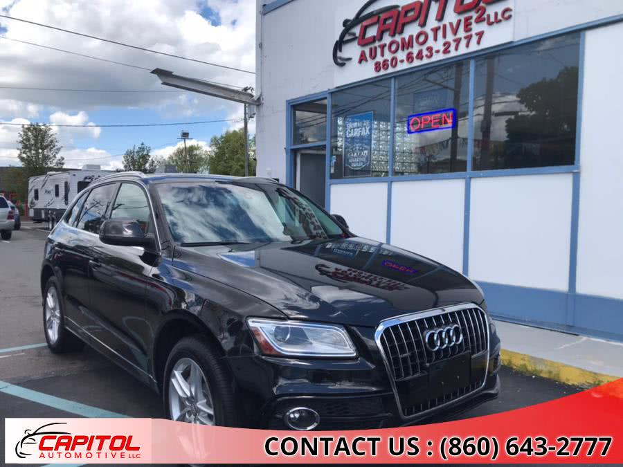 Used 2013 Audi Q5 in Manchester, Connecticut | Capitol Automotive 2 LLC. Manchester, Connecticut