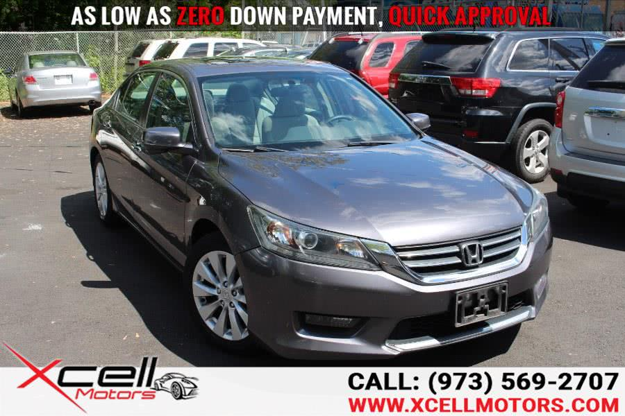 Used 2014 Honda Accord Sedan in Paterson, New Jersey | Xcell Motors LLC. Paterson, New Jersey