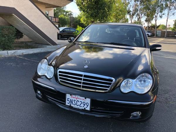 2005 Mercedes-Benz C-Class 4dr Sdn 2.6L, available for sale in Orange, California | Carmir. Orange, California
