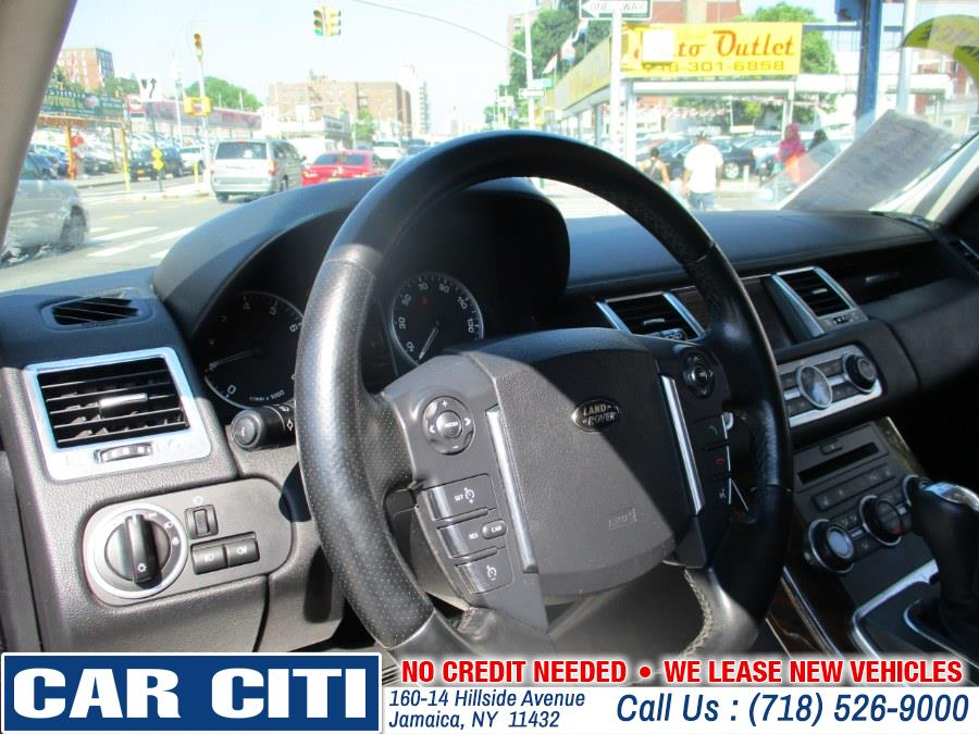 2010 Land Rover Range Rover Sport 4WD 4dr HSE, available for sale in South Richmond Hill, New York | ID Auto Mall . South Richmond Hill, New York