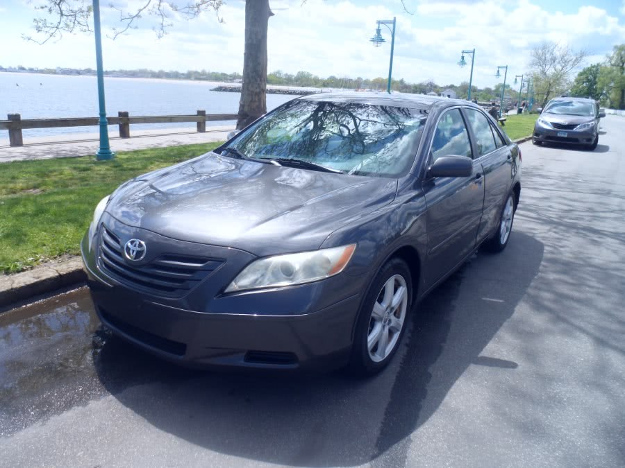 Used Toyota Camry 4dr Sdn I4 Auto LE (Natl) 2007 | Hurd Auto Sales. Bridgeport, Connecticut