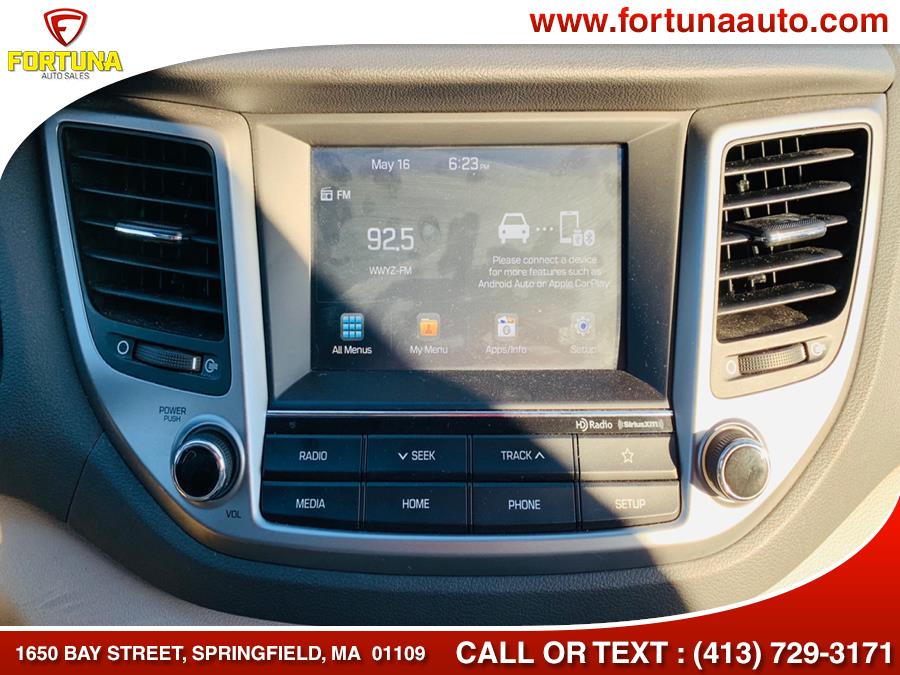 2018 Hyundai Tucson SEL AWD, available for sale in Springfield, Massachusetts | Fortuna Auto Sales Inc.. Springfield, Massachusetts