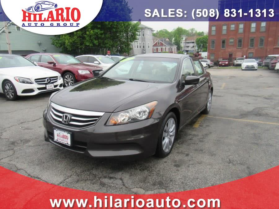 Used 2011 Honda Accord Sdn in Worcester, Massachusetts | Hilario's Auto Sales Inc.. Worcester, Massachusetts