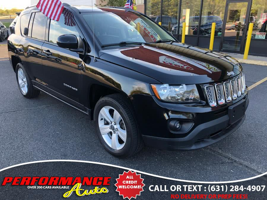 2014 Jeep Compass 4WD 4dr Latitude, available for sale in Bohemia, NY