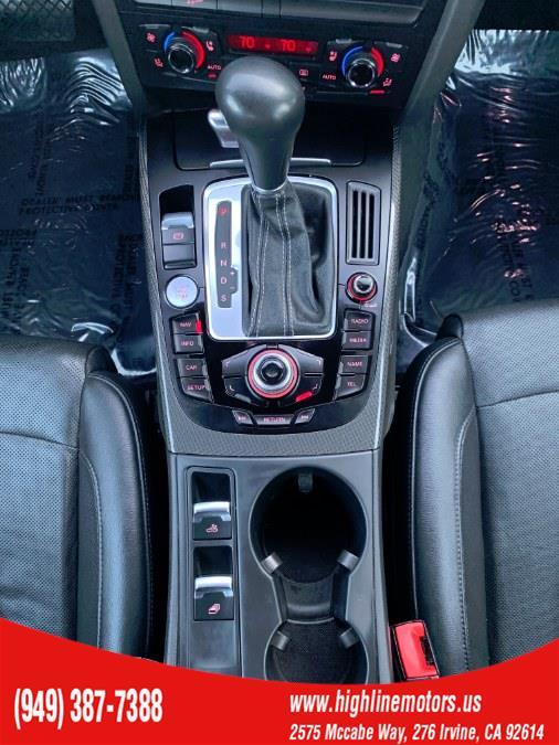Used Audi S5 2dr Cabriolet Prestige 2011 | High Line Motors LLC. Irvine, California