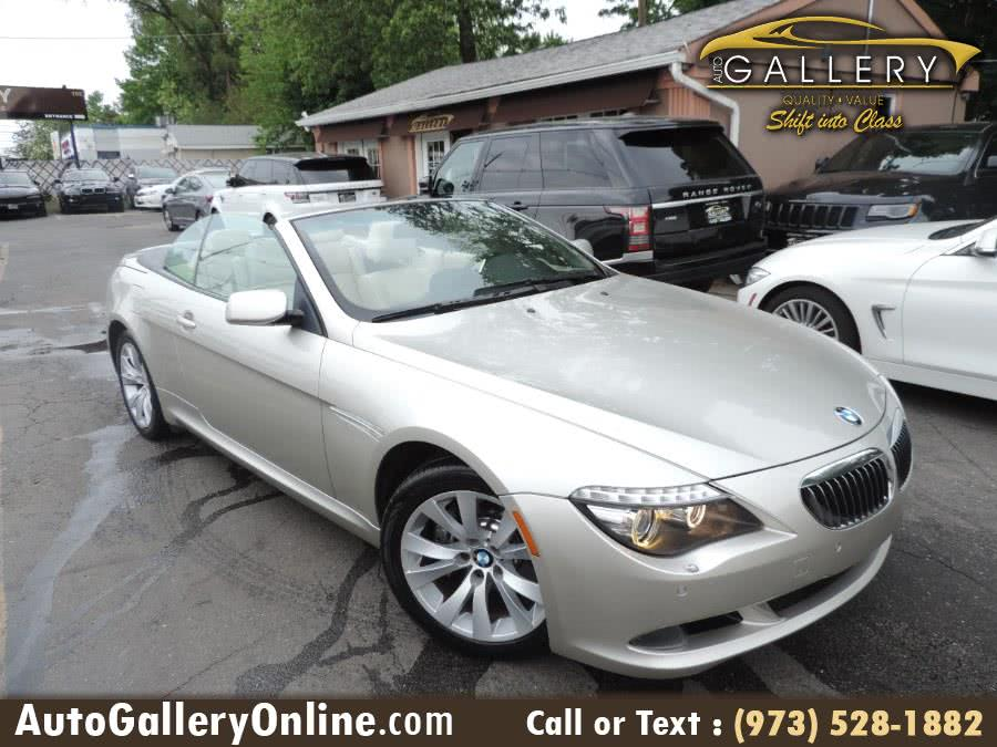 Used 2009 BMW 6 Series in Lodi, New Jersey | Auto Gallery. Lodi, New Jersey