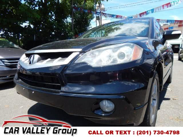 Used 2007 Acura RDX in Jersey City, New Jersey | Car Valley Group. Jersey City, New Jersey