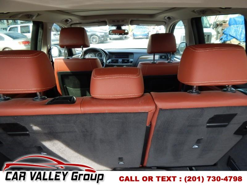 2012 BMW X3 AWD 4dr 28i, available for sale in Jersey City, New Jersey | Car Valley Group. Jersey City, New Jersey