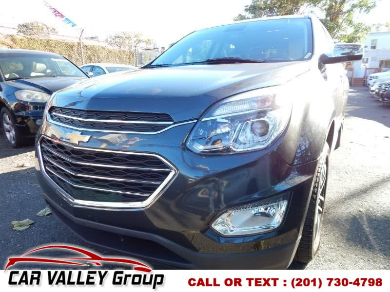 Used 2017 Chevrolet Equinox in Jersey City, New Jersey | Car Valley Group. Jersey City, New Jersey