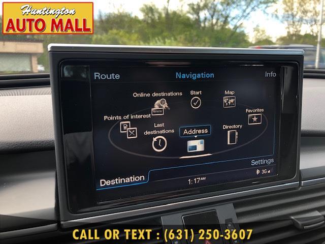 2014 Audi A6 4dr Sdn quattro 3.0L TDI Premium Plus, available for sale in Huntington Station, New York   Huntington Auto Mall. Huntington Station, New York
