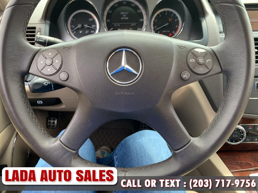 2010 Mercedes-Benz C-Class 4dr Sdn C300 Luxury 4MATIC, available for sale in Bridgeport, Connecticut | Lada Auto Sales. Bridgeport, Connecticut