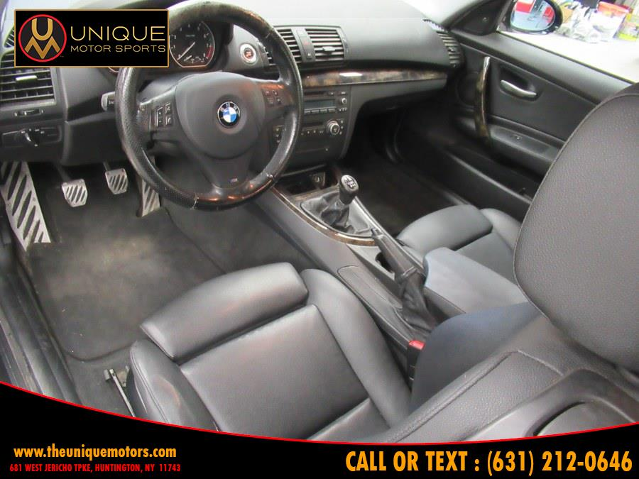 2009 BMW 1 Series 2dr Cpe 135i, available for sale in Huntington, New York | Unique Motor Sports. Huntington, New York