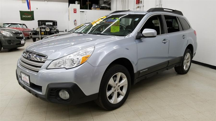 2013 Subaru Outback 4dr Wgn H4 Auto 2.5i Premium, available for sale in West Haven, CT