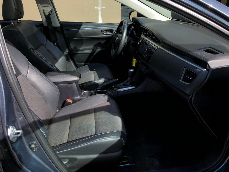 2016 Toyota Corolla 4dr Sdn CVT S Plus (Natl), available for sale in West Springfield, Massachusetts | Union Street Auto Sales. West Springfield, Massachusetts