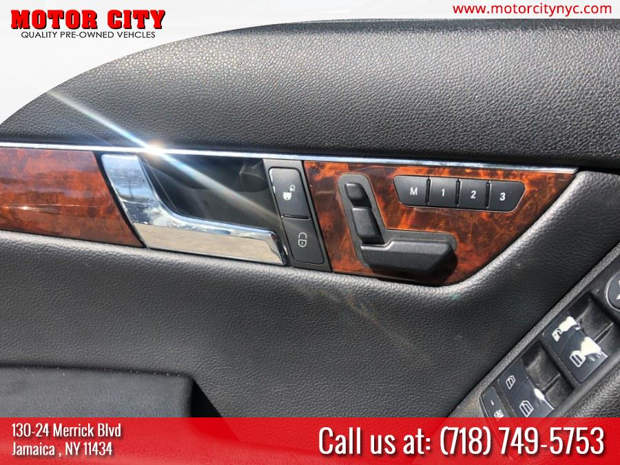 2010 Mercedes-Benz C-Class 4dr Sdn C300 Luxury 4MATIC, available for sale in Jamaica, New York   Motor City. Jamaica, New York