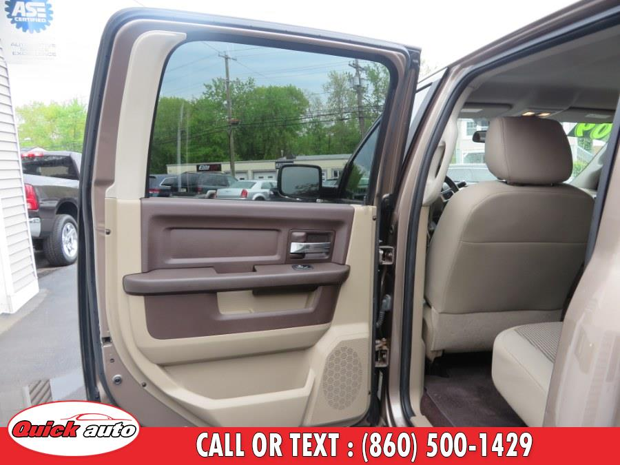 2009 Dodge Ram 1500 4WD Crew Cab 140.5