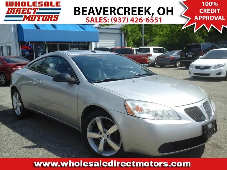 Used 2006 Pontiac G6 in Beavercreek, Ohio | Wholesale Direct Motors. Beavercreek, Ohio