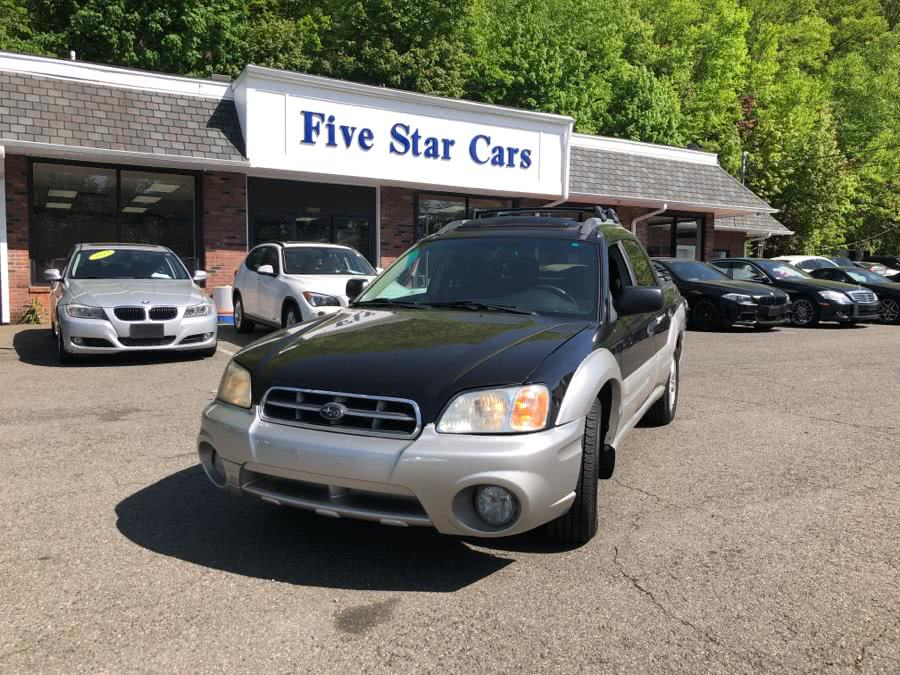Used 2003 Subaru Baja in Meriden, Connecticut | Five Star Cars LLC. Meriden, Connecticut