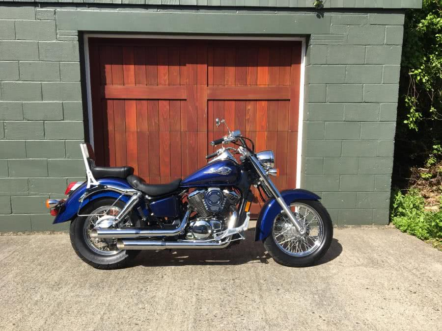 Used 2002 Honda Shadow 750 Ace Deluxe in Milford, Connecticut | Village Auto Sales. Milford, Connecticut