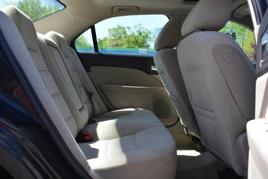 2009 Ford Fusion 4dr Sdn V6 SEL FWD, available for sale in ENFIELD, Connecticut   Longmeadow Motor Cars. ENFIELD, Connecticut