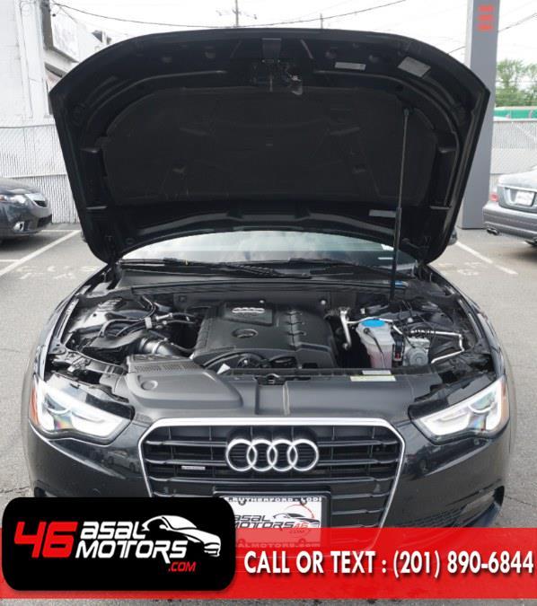 2014 Audi A5 2dr Cpe Auto quattro 2.0T Premium Plus, available for sale in lodi, New Jersey | Asal Motors 46. lodi, New Jersey