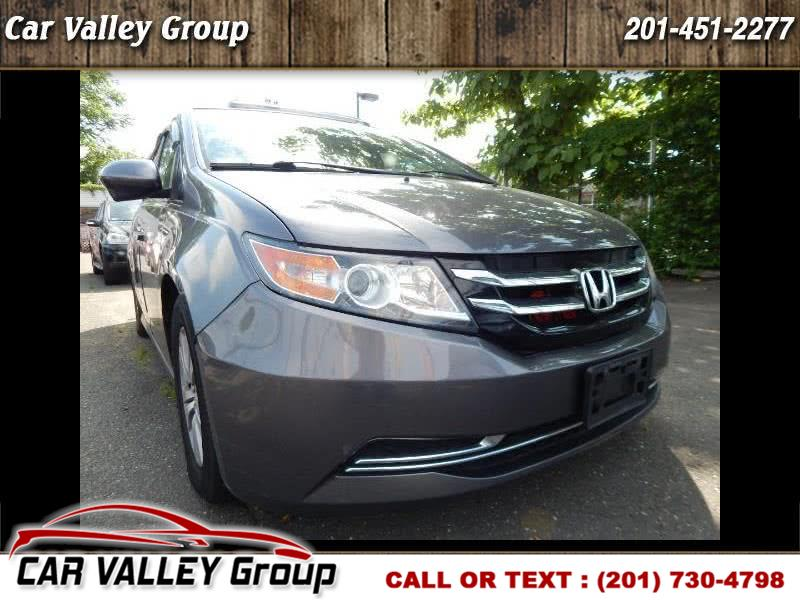 Used 2015 Honda Odyssey in Jersey City, New Jersey | Car Valley Group. Jersey City, New Jersey