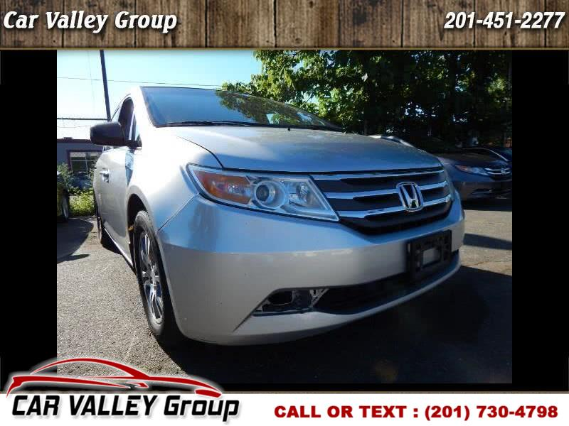 Used 2011 Honda Odyssey in Jersey City, New Jersey | Car Valley Group. Jersey City, New Jersey