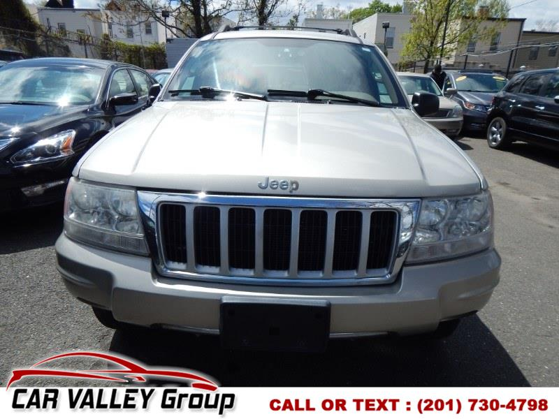 2004 Jeep Grand Cherokee 4dr Limited 4WD, available for sale in Jersey City, New Jersey   Car Valley Group. Jersey City, New Jersey
