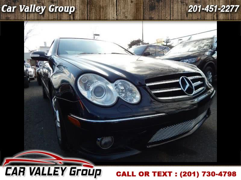 Used 2009 Mercedes-Benz CLK-Class in Jersey City, New Jersey   Car Valley Group. Jersey City, New Jersey