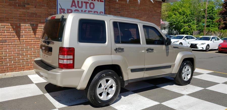 2011 Jeep Liberty 4WD 4dr Sport, available for sale in Waterbury, Connecticut | National Auto Brokers, Inc.. Waterbury, Connecticut