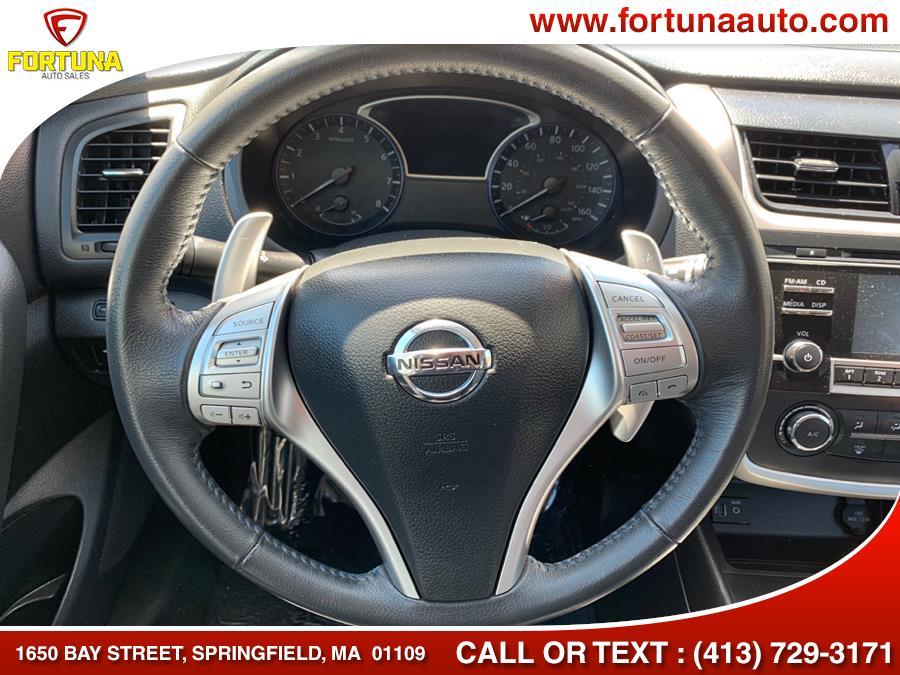2017 Nissan Altima 4 door sedan sr, available for sale in Springfield, Massachusetts | Fortuna Auto Sales Inc.. Springfield, Massachusetts
