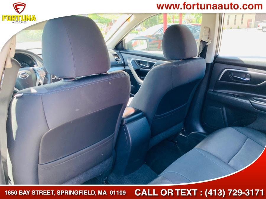 Used Nissan Altima 4 door sedan sr 2017 | Fortuna Auto Sales Inc.. Springfield, Massachusetts