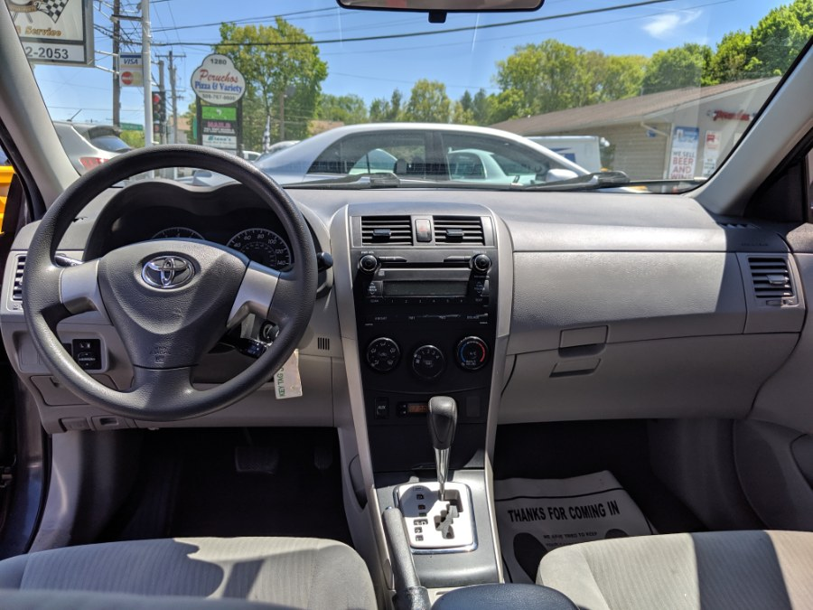 2010 Toyota Corolla 4dr Sdn Auto LE (Natl), available for sale in Worcester, Massachusetts | Rally Motor Sports. Worcester, Massachusetts
