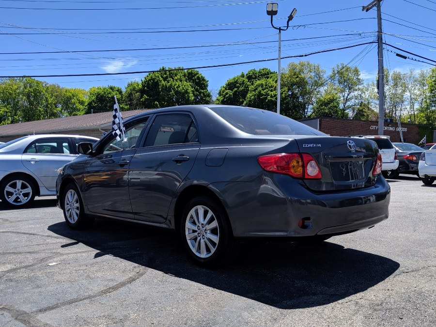 Used Toyota Corolla 4dr Sdn Auto LE (Natl) 2010 | Rally Motor Sports. Worcester, Massachusetts